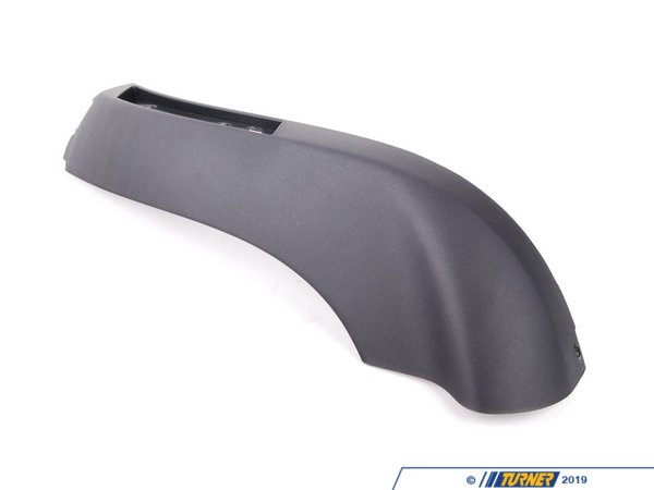 T#78433 - 51127182606 - Genuine MINI Spoiler Right Schwarz - 51127182606 - Genuine Mini -