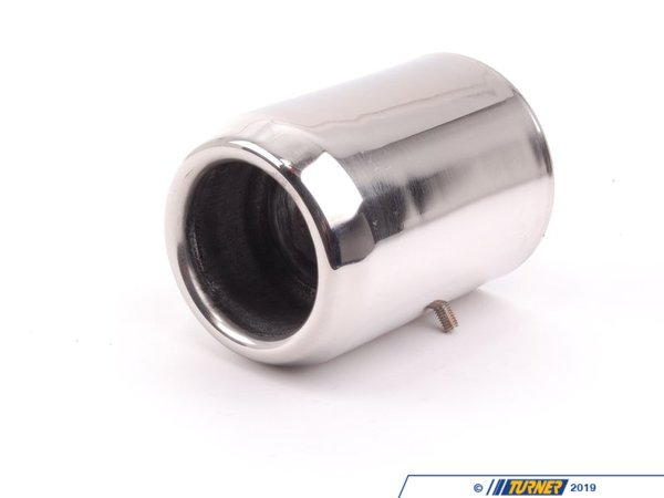 T#48218 - 18302753096 - Genuine MINI Tailpipe Tip - 18302753096 - Genuine MINI -