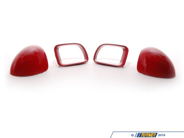 T#23819 - 51192185769 - Genuine MINI Design Package Chili Red - 51192185769 - Genuine MINI -