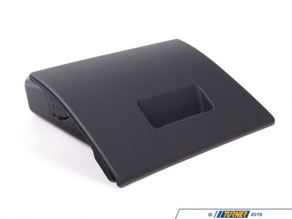T#25645 - 51458226569 - Genuine BMW Hinged Compartment Schwarz - 51458226569 - Genuine BMW -