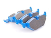 Hawk Hawk Blue Racing Brake Pads - Rear - E30 M3, E36 all, E36 M3, E39 (not M5), E46 (not 330/M3), Z3 all, MZ3, Z4 2.5/3.0 (incl 3.0si) TMS3988