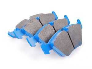 Hawk Blue Racing Brake Pads - Front - E32, E34, E36 M3, E46 M3, E39 528i, MZ3