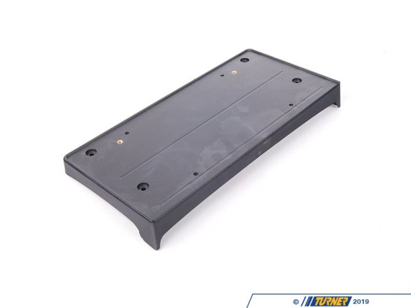 T#76890 - 51117891529 - Genuine BMW License Plate Holder -M- Us/Jap - 51117891529 - E90 - Genuine BMW -