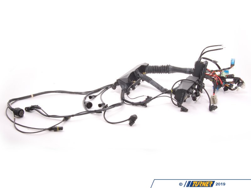 12517503643 Genuine Bmw Engine Wiring Harness Dme Ags