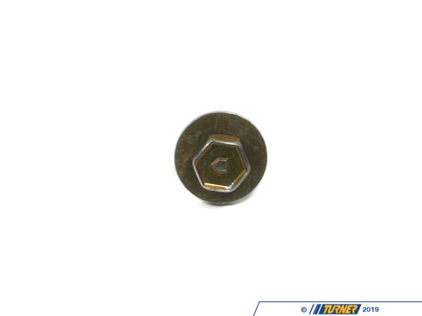 T#6451 - 07119916967 - Genuine BMW Hex Head Screw - 07119916967 - E30,E34,E36 - Genuine BMW -