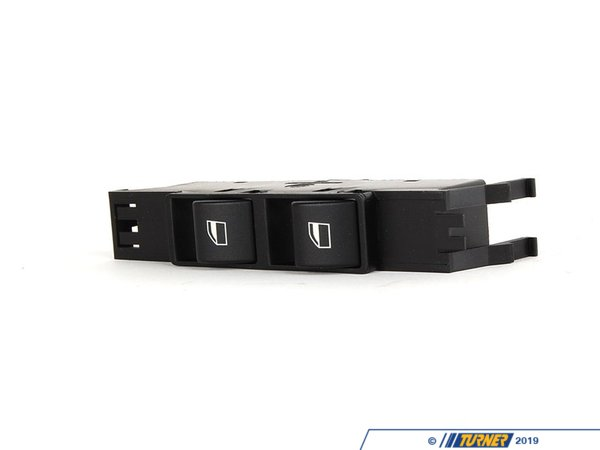 T#5252 - 61316902175 - Window Switch - E46 Coupe - Left  - Genuine BMW - BMW