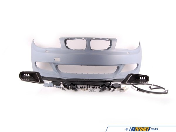 T#23257 - 51110442872 - Genuine BMW Performance Aero Pack, Front, Pr. - 51110442872 - E82 - Genuine BMW -