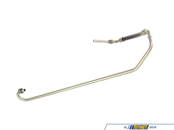 T#46507 - 17211707863 - Genuine BMW Oil Cooling Pipe Inlet - 17211707863 - E30 - Genuine BMW -