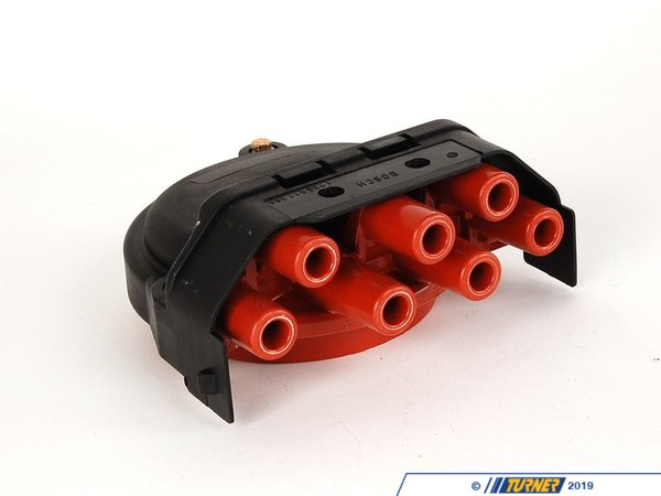 T#304259 - 12111725070 - OEM Bosch Ignition Distributor Cap -- M20 M30 S38 M70 M73 S70 - Bosch - BMW