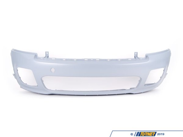 T#75270 - 51110404109 - Genuine MINI Trim Cover, Bumper, Primered - 51110404109 - Genuine MINI -