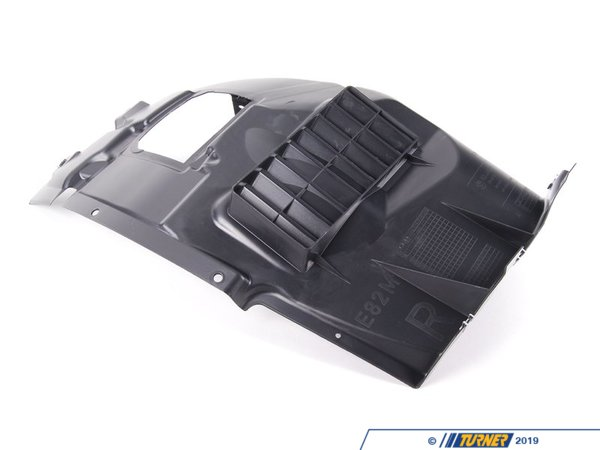 T#118098 - 51718051592 - Genuine BMW Cover, Wheell Housing, Bottom Right - 51718051592 - E82 - Genuine BMW -
