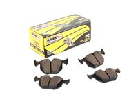 Hawk Performance Ceramic Street Brake Pads - Rear - E38, E39, E46, E60, X3, X5, Z4 M, Z8 (see description)