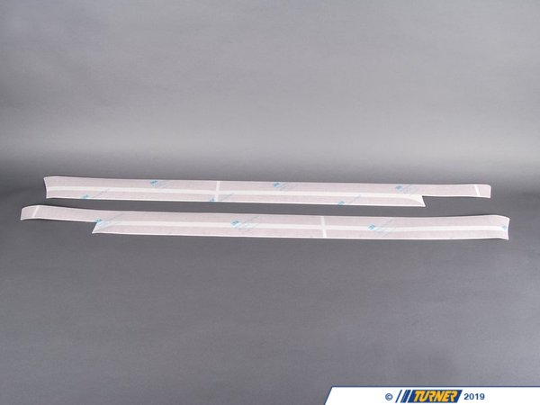 T#23645 - 51142184448 - Genuine MINI Set Of Decorative Strips Chi - 51142184448 - Genuine MINI -
