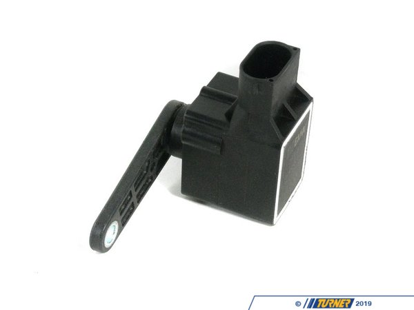 T#20940 - 37146784697 - Headlight Level Sensor - Front / Rear - E46 E39 E60 E9x and more - Genuine BMW -