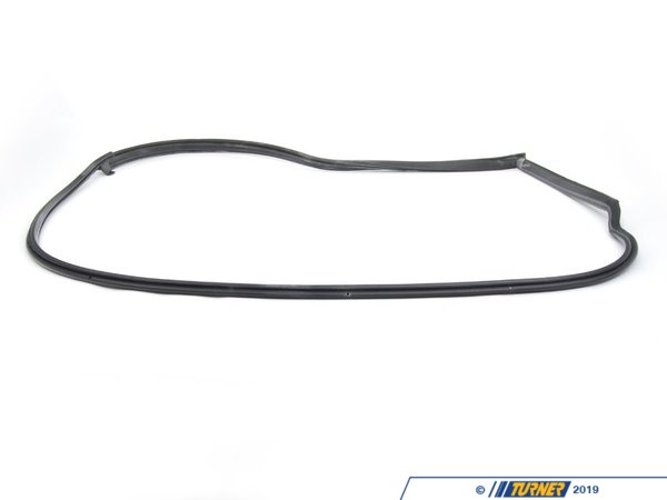 T#9165 - 51211861501 - Door Weatherstrip - Left - E24 633csi, 635csi M6 - Genuine BMW - BMW
