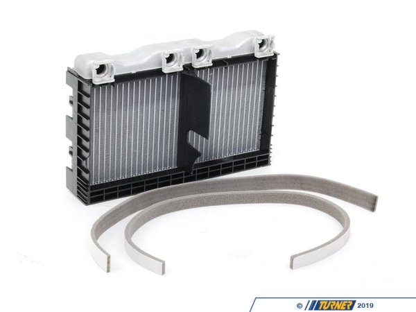 T#24650 - 64118373175 - Genuine BMW Heater Radiator With Alumini - 64118373175 - Genuine BMW -