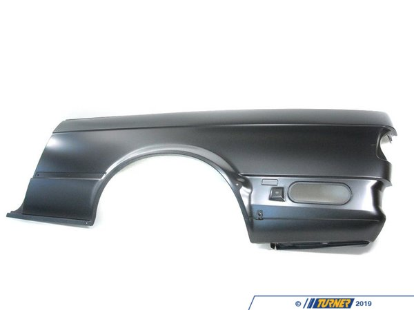 T#73099 - 41351961941 - Genuine BMW Left Rear Side Panel - 41351961941 - E30 - Genuine BMW -
