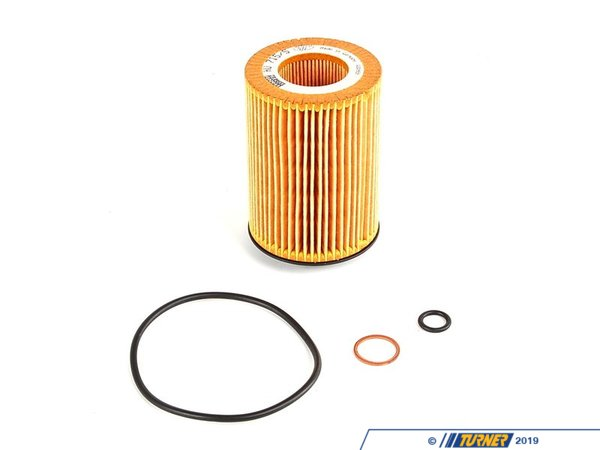 T#341075 - 11427511161 - Oil Filter Kit - Mann -