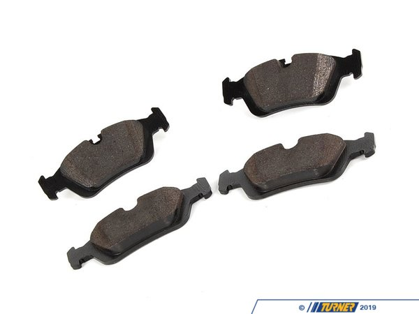 T#8046 - 34116761244 - Genuine BMW Rear Brake Pads - e36 e46 z4 z3 - These pads are Genuine BMW and will perform exactly like the pads that were originally installed on your car.Price is for a set of brake pads.This item fits the following BMWs:1992-1998 E36 BMW Non-M1998-2006 E46 BMW 320i 323i/ci 325i/ci/xi 328i/ci - Genuine BMW - BMW