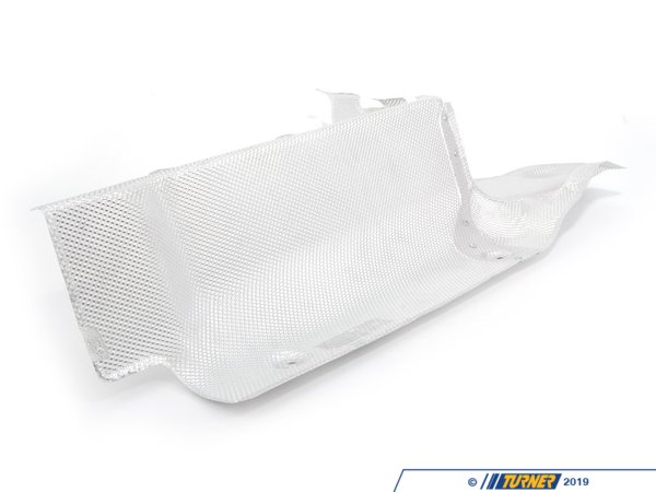 T#114778 - 51488051598 - Genuine BMW Heat Insulator Rear Silencer - 51488051598 - E82 - Genuine BMW -