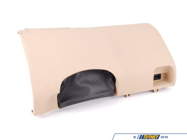 T#108233 - 51458184037 - Genuine BMW Trim Panel, Knee Protector Sandbeige - 51458184037 - E38 - Genuine BMW -