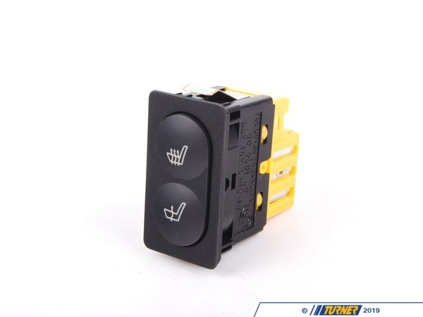 Genuine BMW Genuine BMW Seat Heating Switch - 61312491477 61312491477