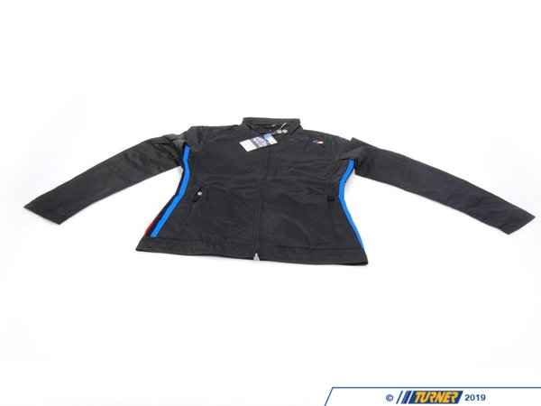 T#159470 - 80122211761 - Genuine BMW M Ladies Jacket Nylon Anthrazit S - 80122211761 - Genuine BMW -
