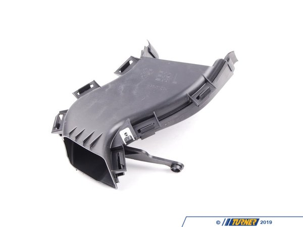 T#119125 - 51748046299 - Genuine BMW Air Duct, Brake, Left - 51748046299 - E82 - Genuine BMW -