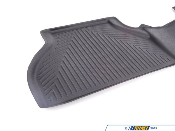 T#11369 - 82112211585 - Genuine BMW Accessories Rubber Floor Liner 82112211585 - Genuine BMW -