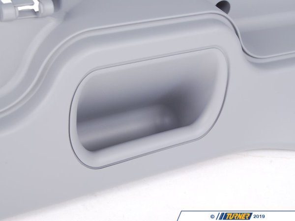 T#115704 - 51498259952 - Genuine BMW Lower Tail Lid Trim Panel Grau - 51498259952 - E39 - Genuine BMW -