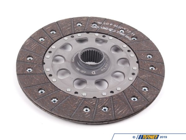 T#48864 - 21207526516 - Genuine BMW Rmfd Clutch Disk F.twin Mass - 21207526516 - Genuine BMW -
