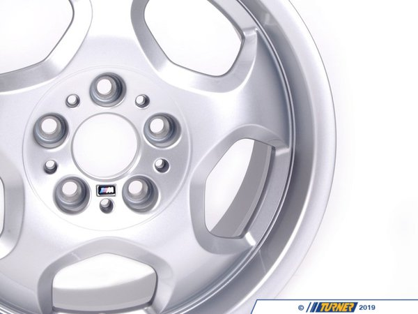 "Genuine BMW Genuine BMW 17"" M Contour Style 23 Wheel 36112227995"