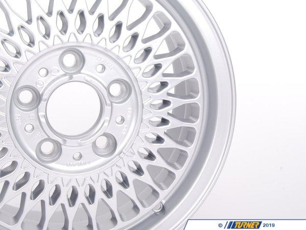 T#67213 - 36121180448 - Genuine BMW Light Alloy Rim - 36121180448 - Genuine BMW -
