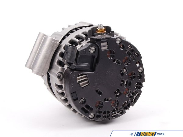 T#373812 - 12317558220kt1 - Remanufactured Alternator - 180 Amp - Bosch - BMW