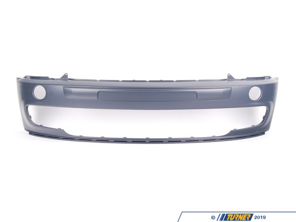 T#76408 - 51117182621 - Genuine MINI Trim Cover, Bumper, Primered - 51117182621 - Genuine MINI -