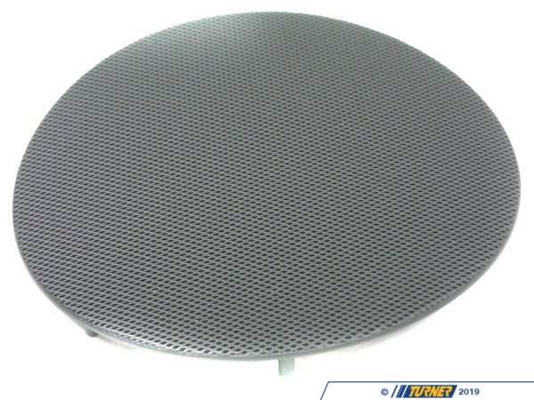 T#98666 - 51418264138 - Genuine BMW Cover F Right Loudspeaker Schwarz - 51418264138 - E53 - Genuine BMW -
