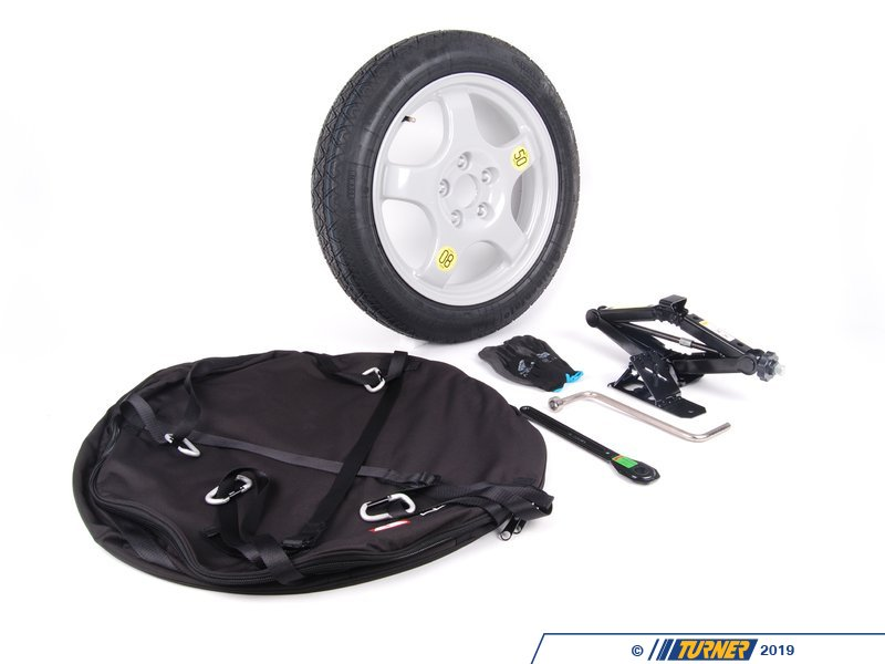 Spare Tire Kit Turner Motorsport - Bmw 328i run flat tires