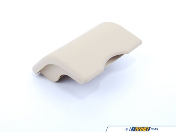 T#129372 - 52207009909 - Genuine BMW Cover Isofix Lightgelb - 52207009909 - E46 - Genuine BMW -