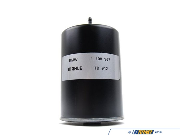T#2056 - 16121108926 - Fuel Tank Vent System Charcoal Filter -  E30 to 12/86 - Genuine BMW - BMW