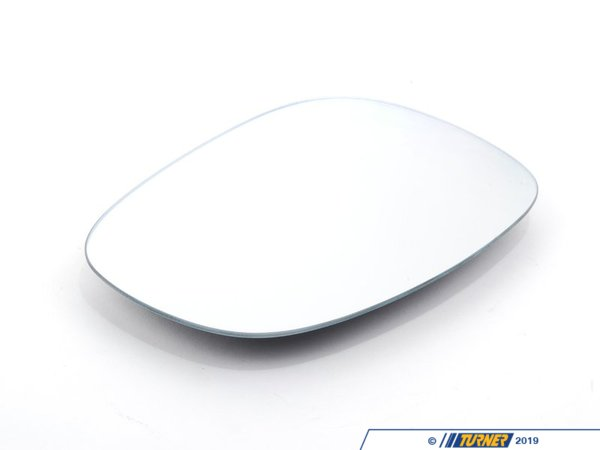 T#84216 - 51167252895 - Genuine BMW Mirror Glas Heated Plane Lef - 51167252895 - Genuine BMW -