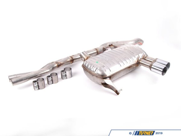 T#11484 - 18102208794 - Genuine BMW Performance Exhaust System for E92/E93 328i, 328Xi - Genuine BMW - BMW