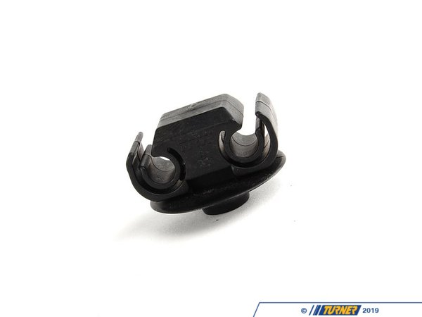 T#62706 - 34321160027 - Genuine BMW Brake Pipe Bracket - 34321160027 - E30,E34,E36,E39 - Genuine BMW -