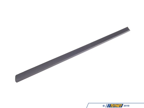 T#8774 - 51138208399 - Genuine BMW Moulding Door Rear Left Schwarz - 51138208399 - E38 - Genuine BMW -