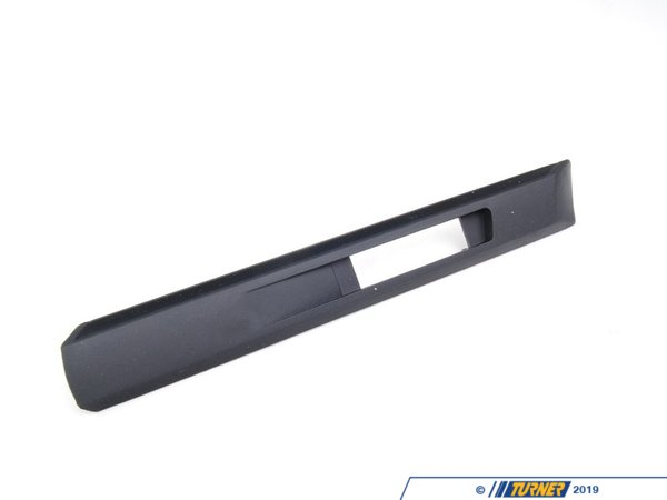 T#23605 - 51138208388 - Genuine BMW Moulding Fender Front Right Schwarz - 51138208388 - E38 - Genuine BMW -
