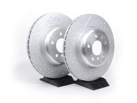 Rear M Performance Brake Rotors (345x24)(Pair) - F30, F32, F33, F34, F36