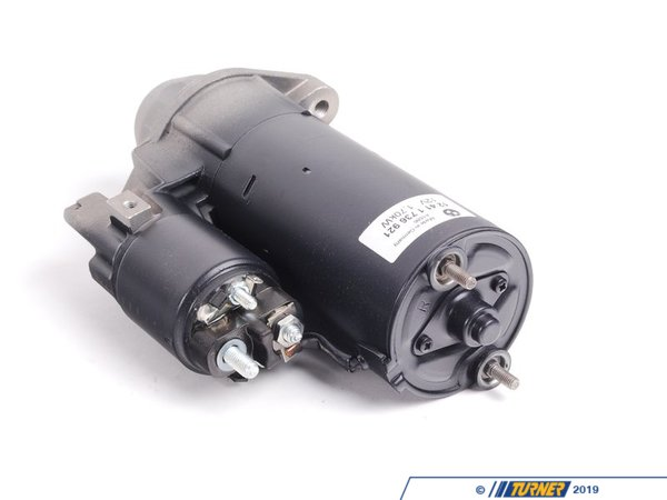 T#14843 - 12411736921 - Genuine BMW Rmfd-Starter Motor 1,7 Kw - 12411736921 - E34,E38,E39,E53 - Genuine BMW Rmfd-Starter Motor - 1,7 KwThis item fits the following BMW Chassis:E39 M5,E34,E38,E39,E53 X5 X5Fits BMW Engines including:M60,M62,S62 - Genuine BMW -