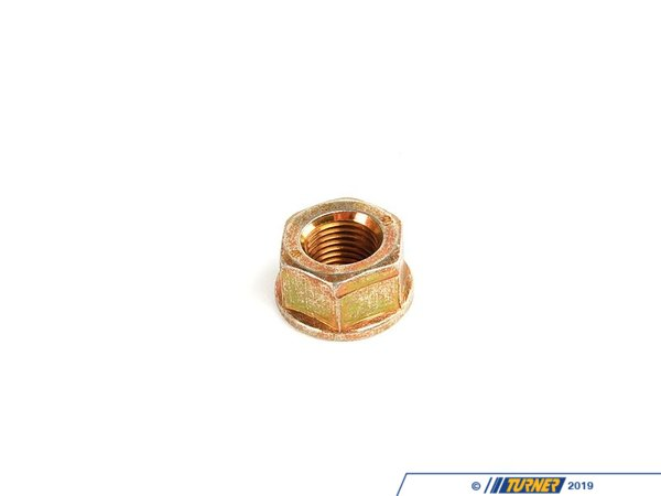 Genuine BMW Genuine BMW Collar Nut M14X1,5 - 33331126136 - E30,E34,E36 33331126136