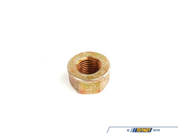 T#7958 - 33331126136 - Genuine BMW Collar Nut M14X1,5 - 33331126136 - E30,E34,E36 - Genuine BMW -