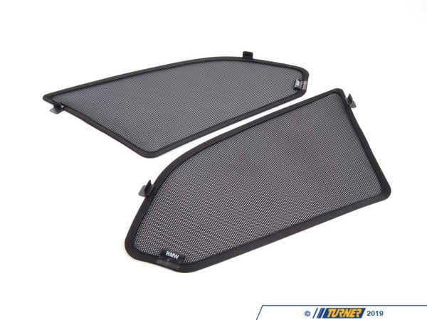 T#95345 - 51400406865 - Genuine BMW Rear Side Windows Sun Blind - 51400406865 - Genuine BMW -