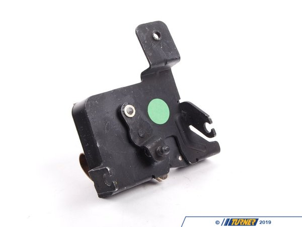 T#90870 - 51238171527 - Genuine BMW Left Lower Part Of Hood Lock - 51238171527 - Genuine BMW -